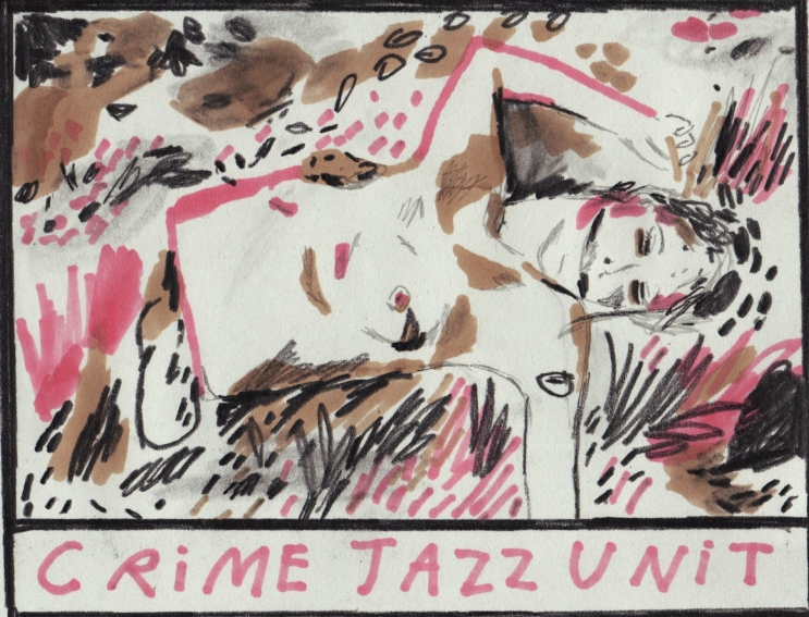 Crime Jazz Unit logo